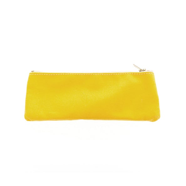 Image of Pencil case - yellow