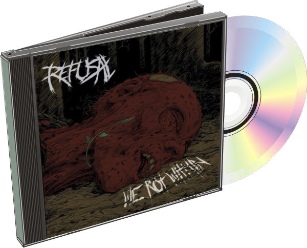 Image of We Rot Within (CD)