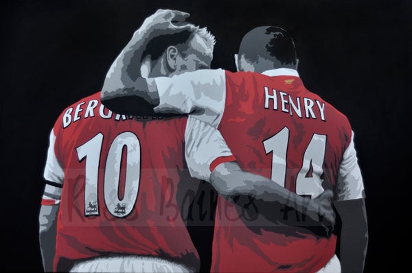 Image of 'GUNNER'S GREATEST' (canvas print)