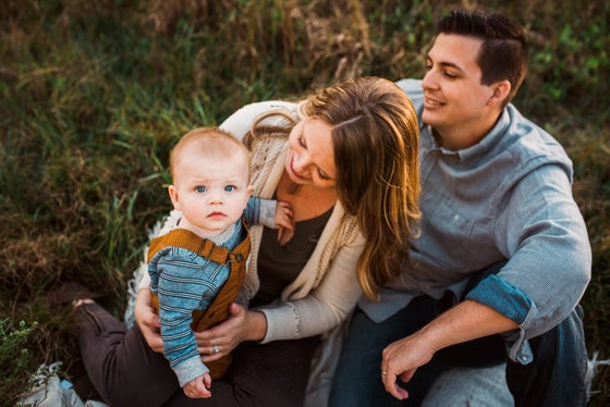 Image of Fall Mini Family session $425 -10 digital images