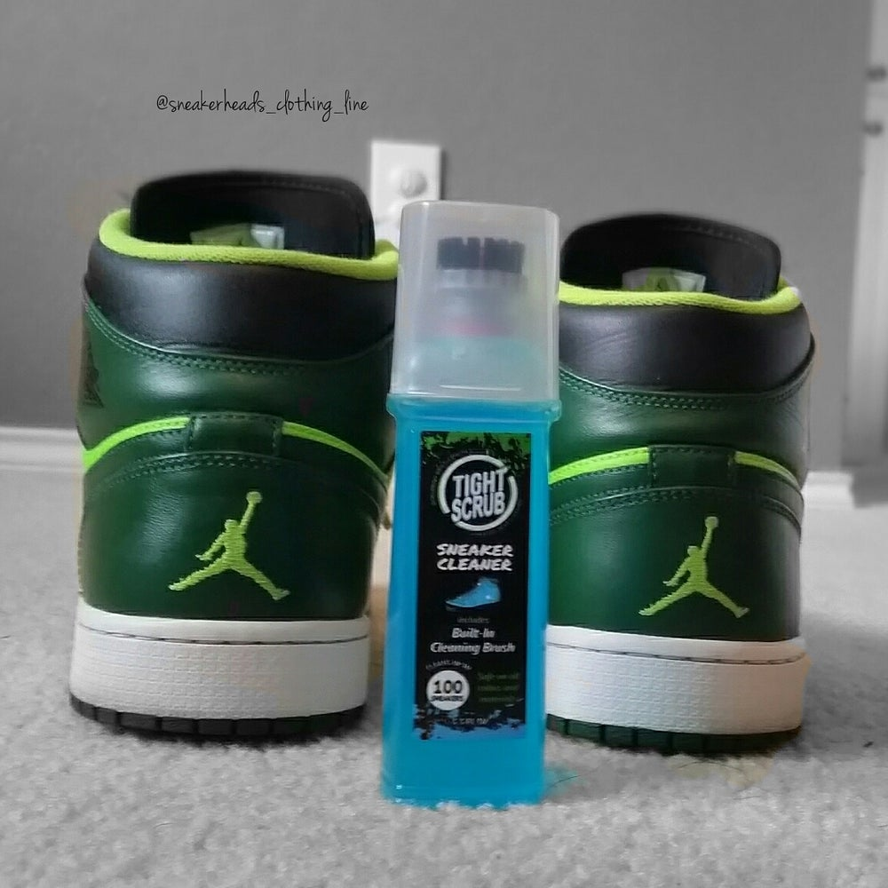 "Image of Brand New ""TIGHTSCRUB"" Sneaker Cleaner Kit"
