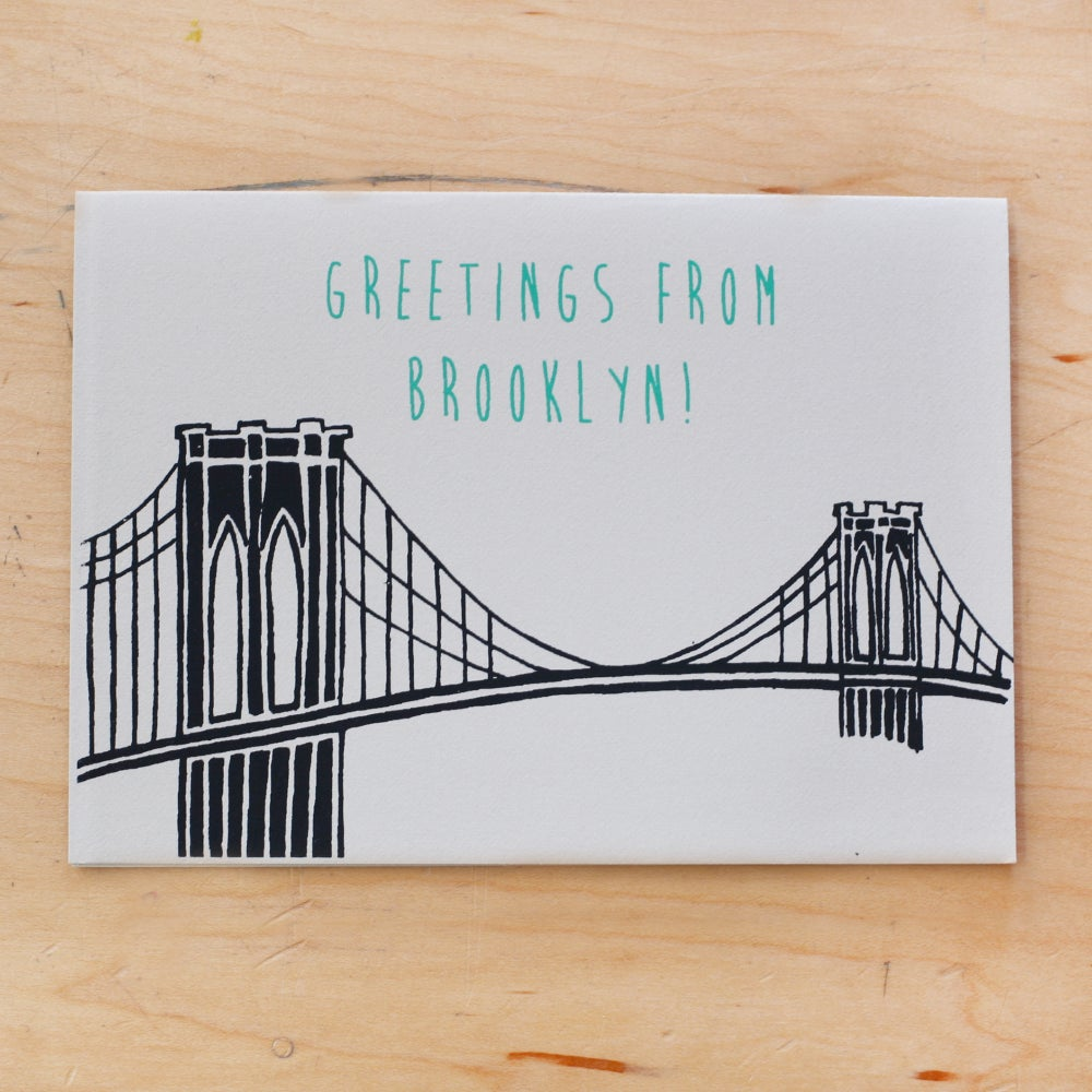 Image of Greetings From Brooklyn