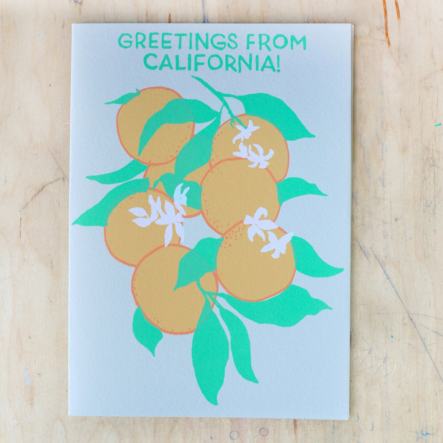 Image of Greetings From California