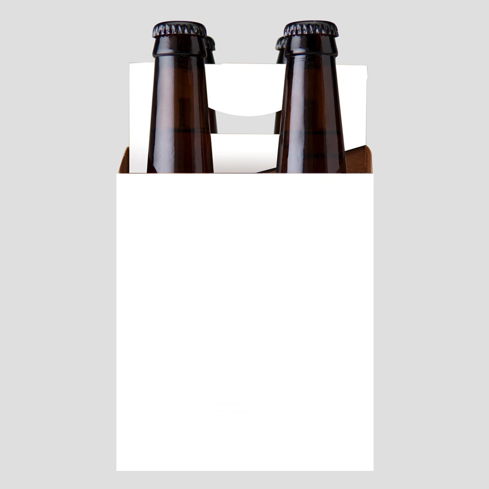Image of 4 Pack White Blank