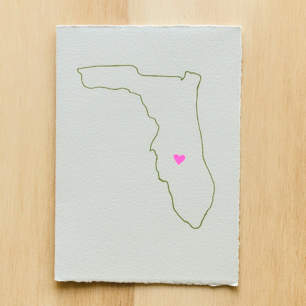 Image of Florida Map