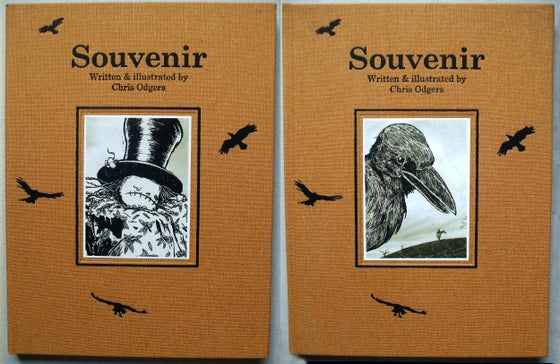 Image of 'Souvenir' Picture book (Shelf worn sale)