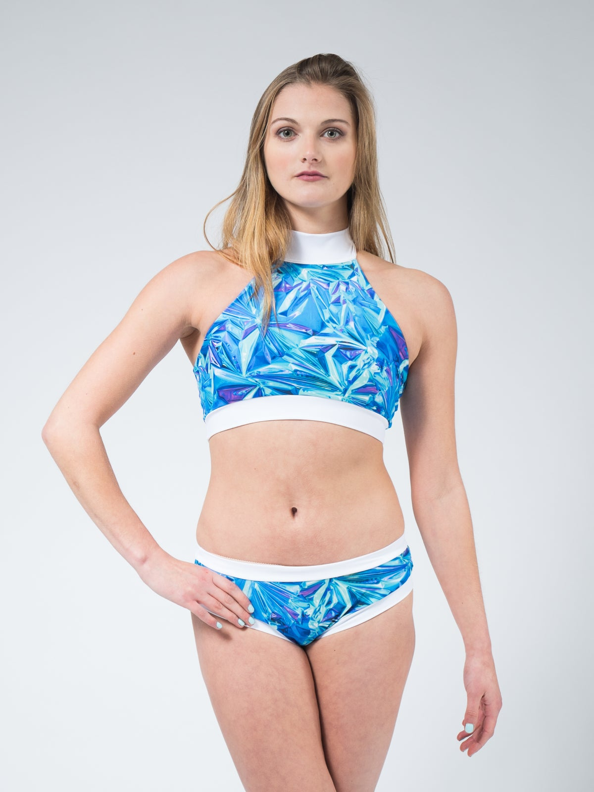Image of Holographic Opulence Top