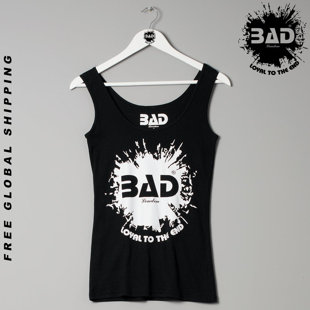 Image of Premium Muscle Vest by BAD Clothing London Designer Couture & Urban Street Wear Fashion