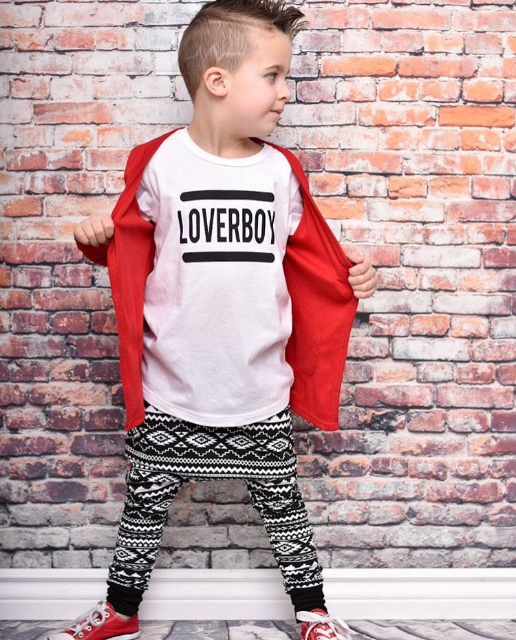 Image of LOVERBOY tee