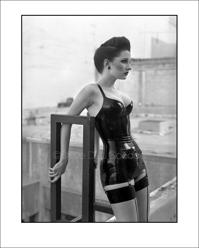 Image of Fundraiser: Ulorin Vex 10th Anniversary Print No. 2 (BW)