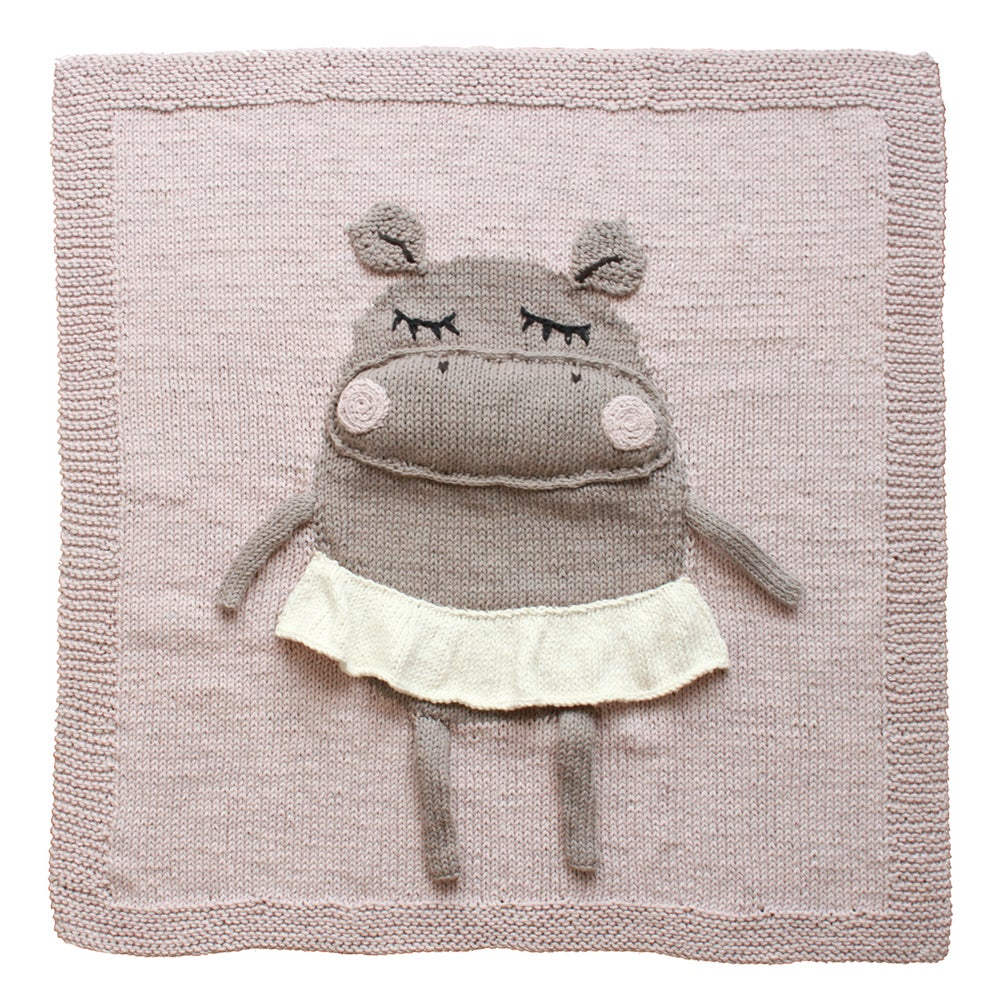 Image of I'm a Ballerina - Hippo