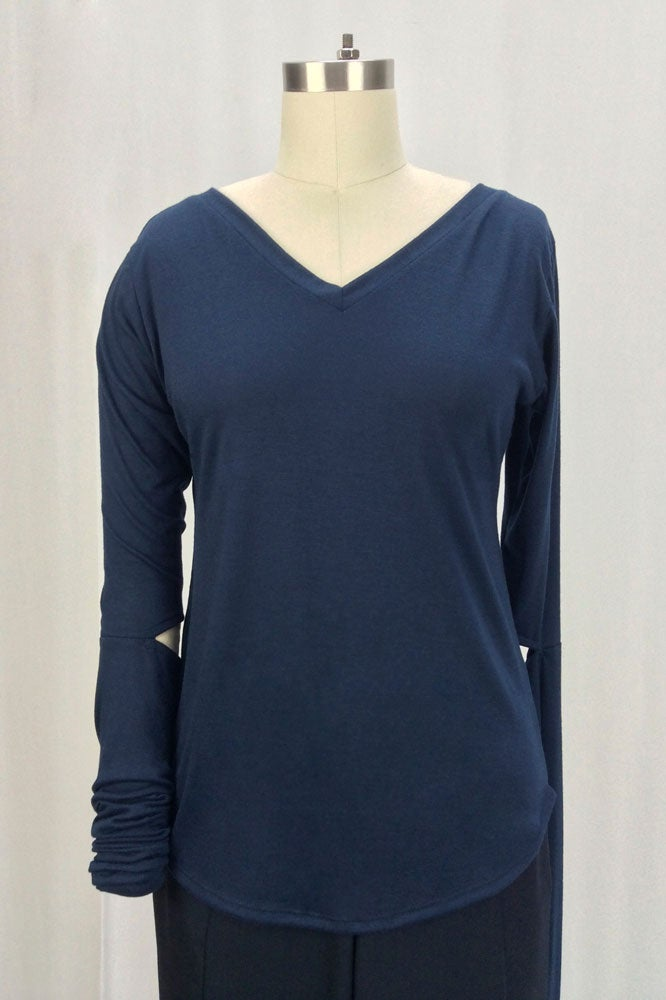 Image of Cold Elbow (Navy)