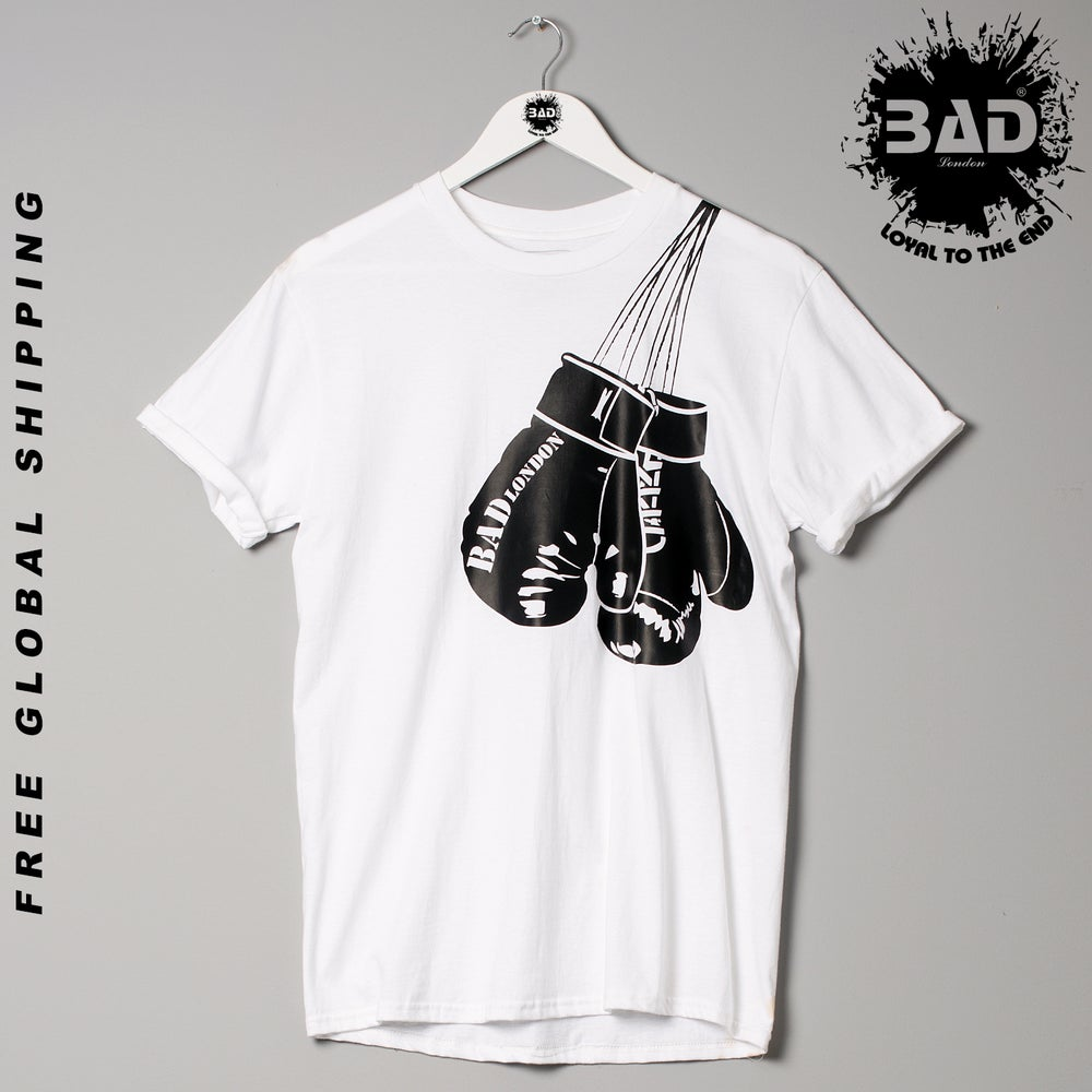 Image of BAD Athlete London Couture Fashion, Urban Designer T Shirt