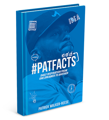 Image of #PatFacts Vol. 1 - Signed