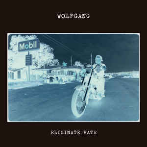 Image of Wolfgang 'Eliminate Hate' LP (Out-Sider, OSR057)