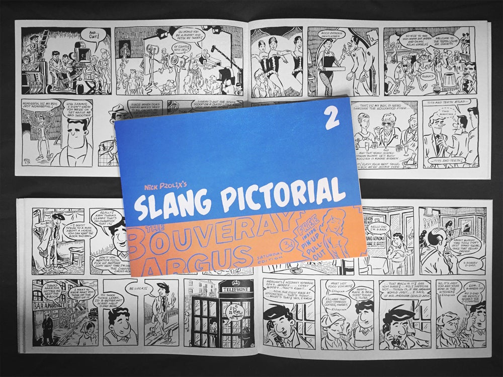 Image of Slang Pictorial 02