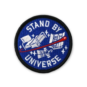 Image of Stand By Universe Patch