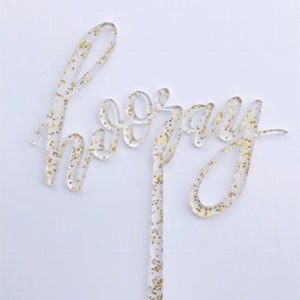 Image of Hooray Cake Topper