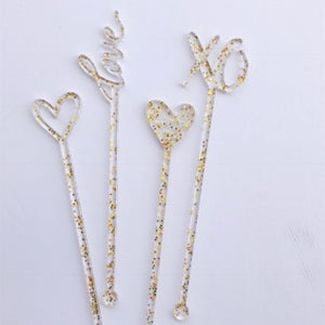 Image of Glitter Drink Stirrers