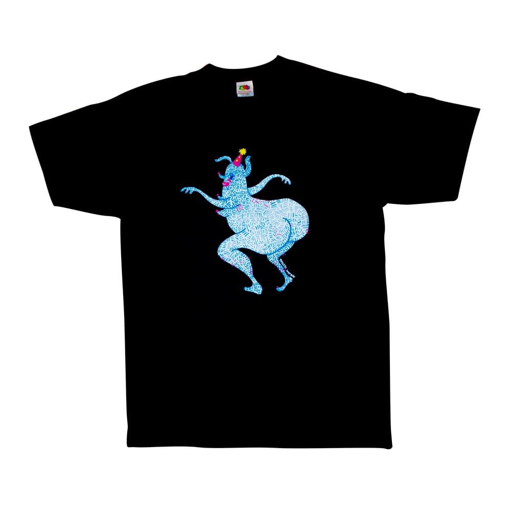 Image of T-shirt Naked dancer