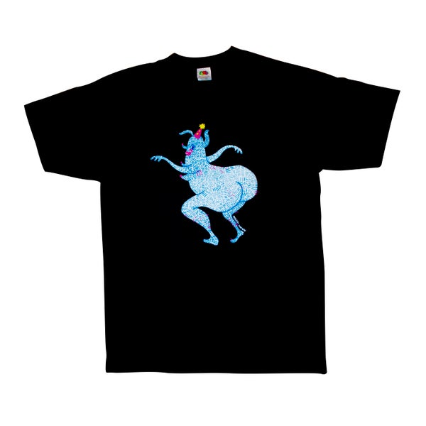 Image of T-shirt Naked dancer