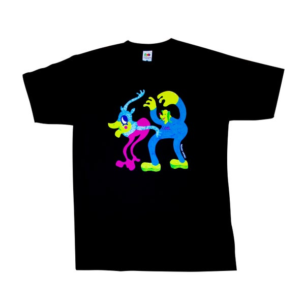 Image of T-shirt Disco dancing