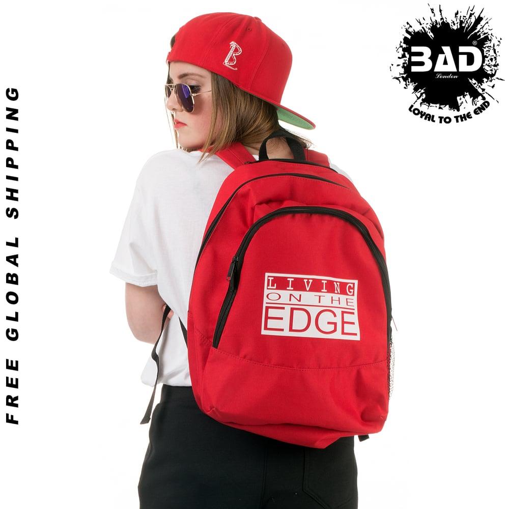 LIVING ON THE EDGE Clothing Brand DESIGNER Urban Street Wear Sports Fitness Fashion