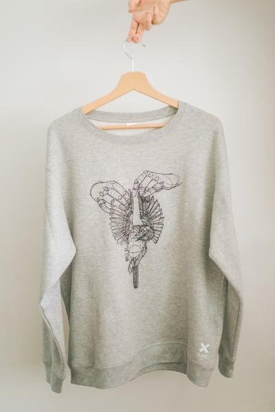 Image of Sweatshirt Dead Bird