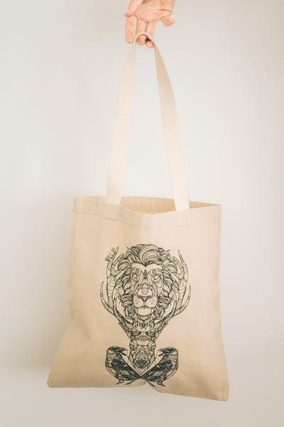 Image of Tote Bag Three Kingdoms