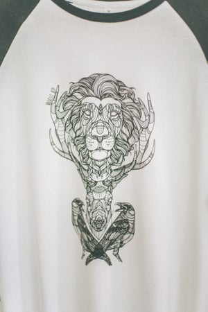 Image of Baseball T-Shirt Three Kingdoms