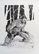 Image of 9X12 COMIC CHARACTER COMMISSIOM