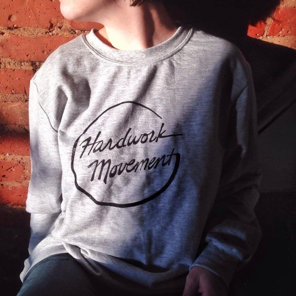 Image of Hardwork Movement Crew Neck