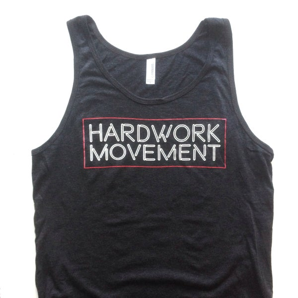 Image of Hardwork Movement Tank Top