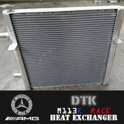 Image of DTK - M113k AMG Race Heat Exchanger