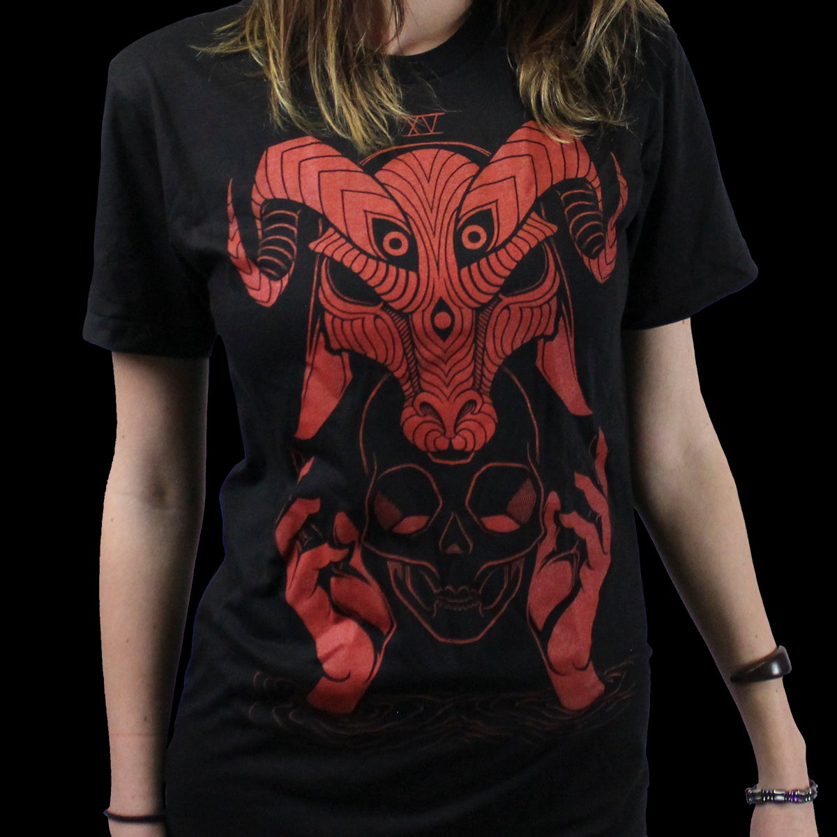 Image of THE DEVIL T-SHIRT