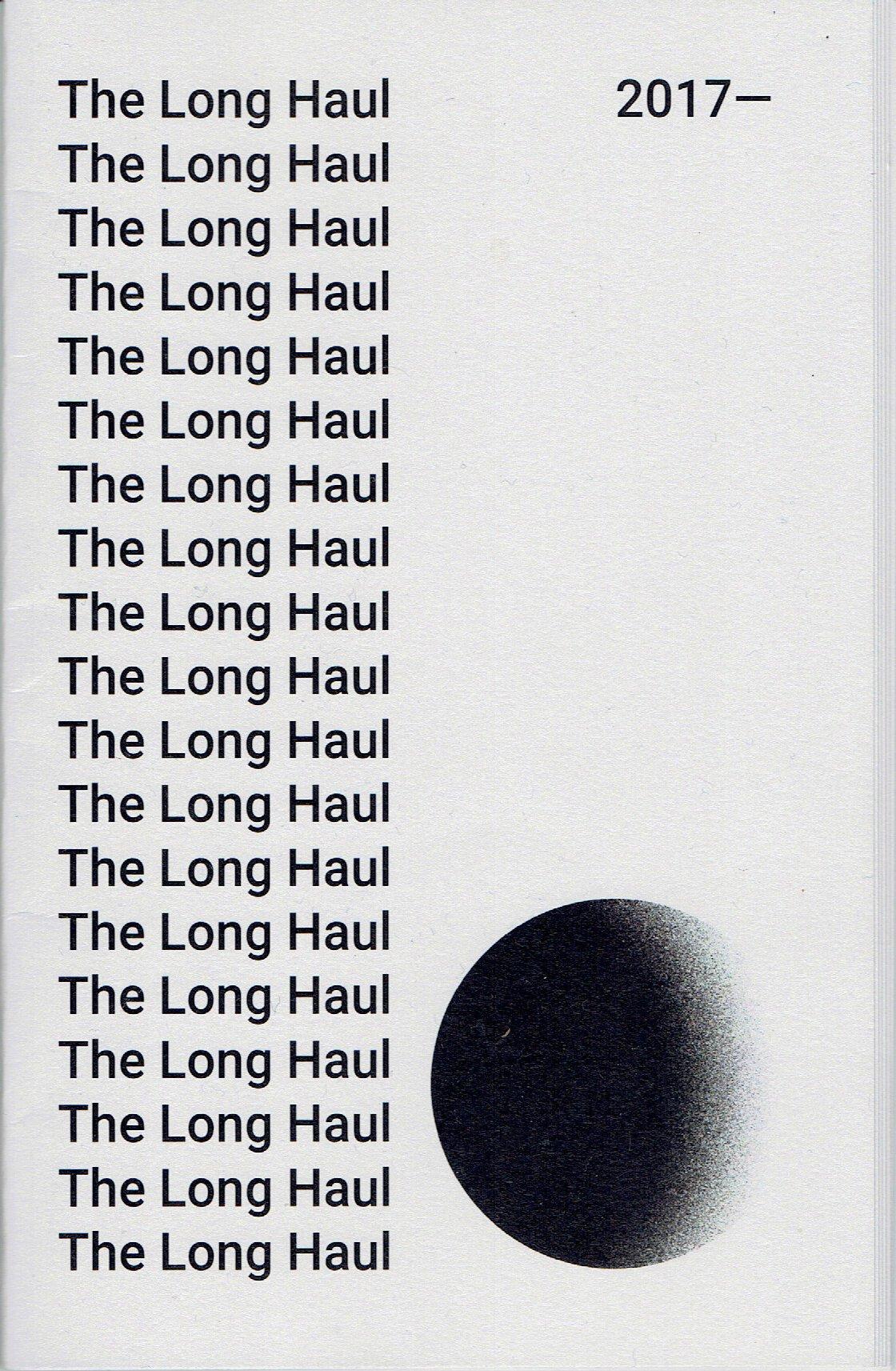 Image of The Long Haul Zine