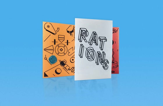 Image of Rations Vol. 1