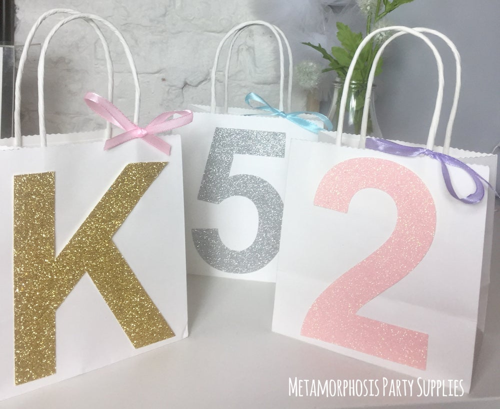 Image of Initial Party bags