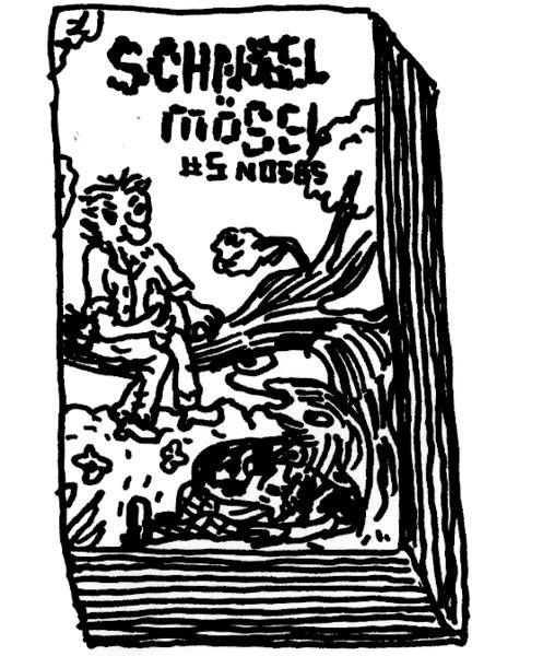 Image of  Schnösel Mösel #5