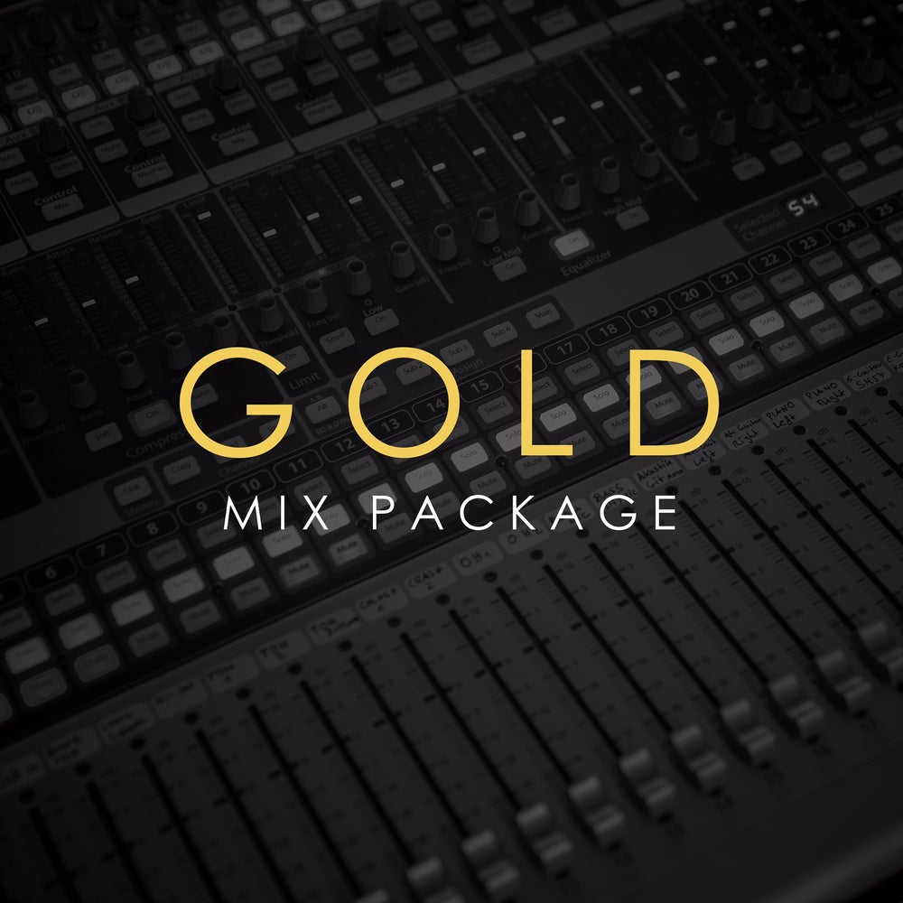 Image of GOLD MIX PACKAGE