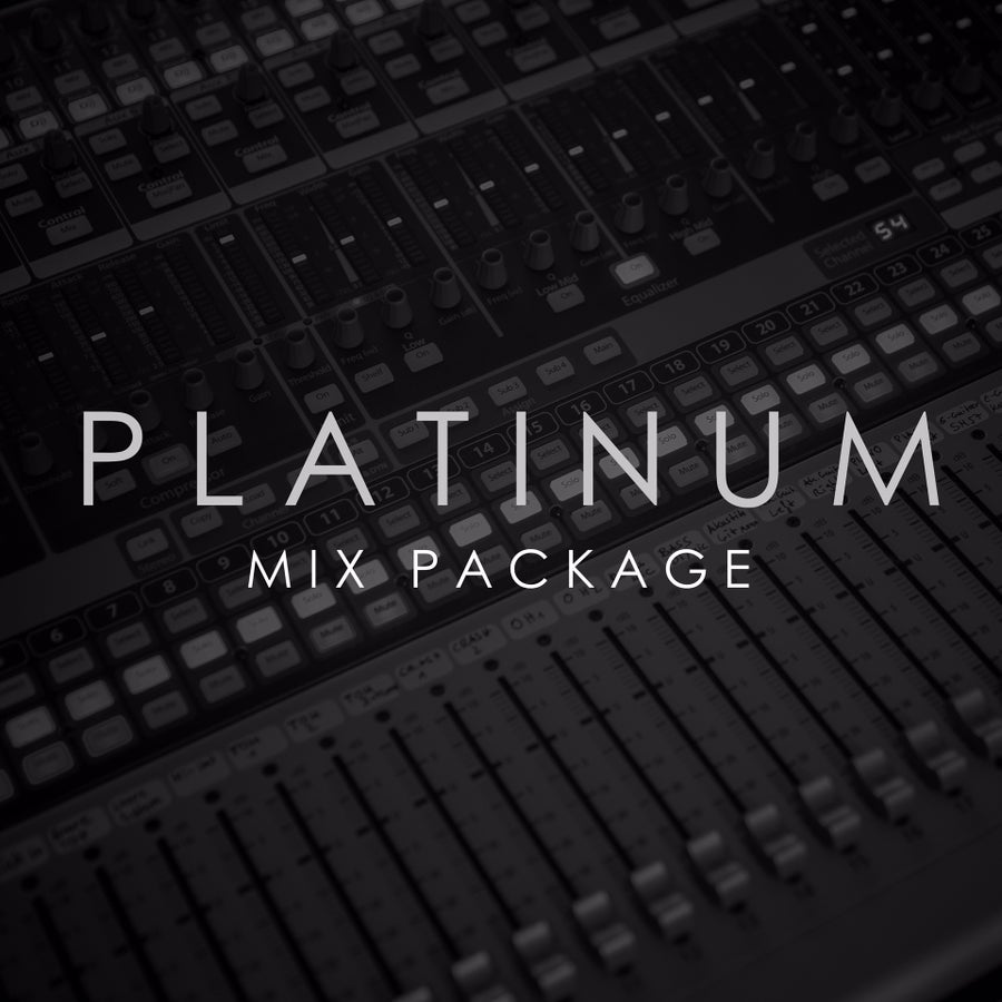 Image of PLATINUM MIX PACKAGE