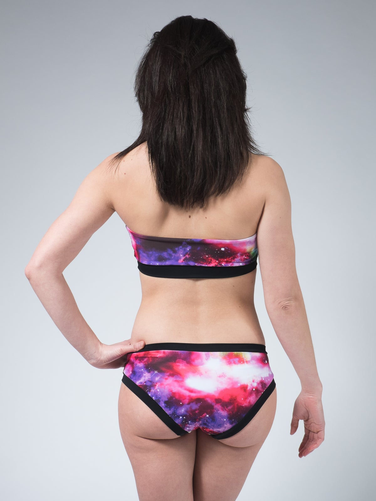 Image of Galaxy Jade Shorts