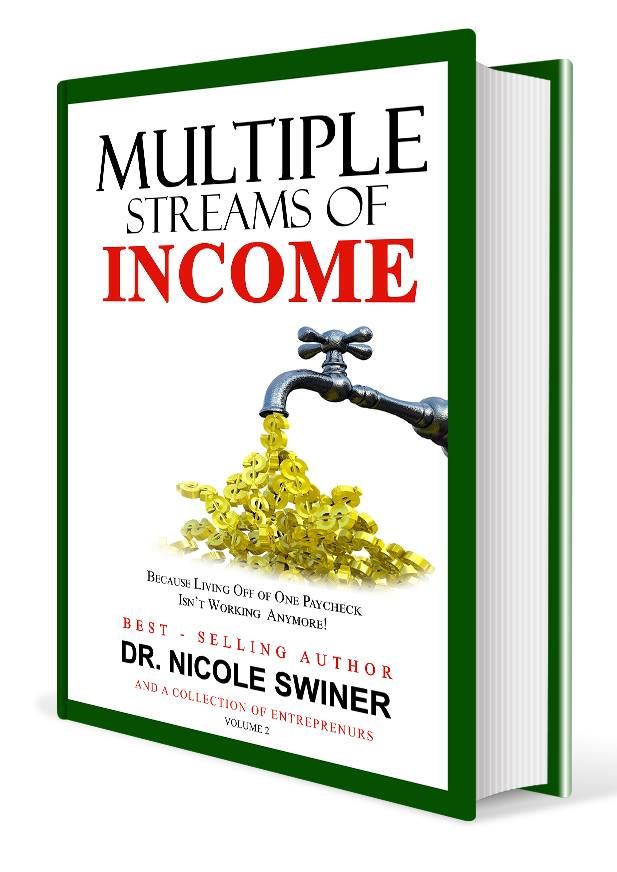 Image of DocSwiner's Multiple Streams of Income, 2nd ed.