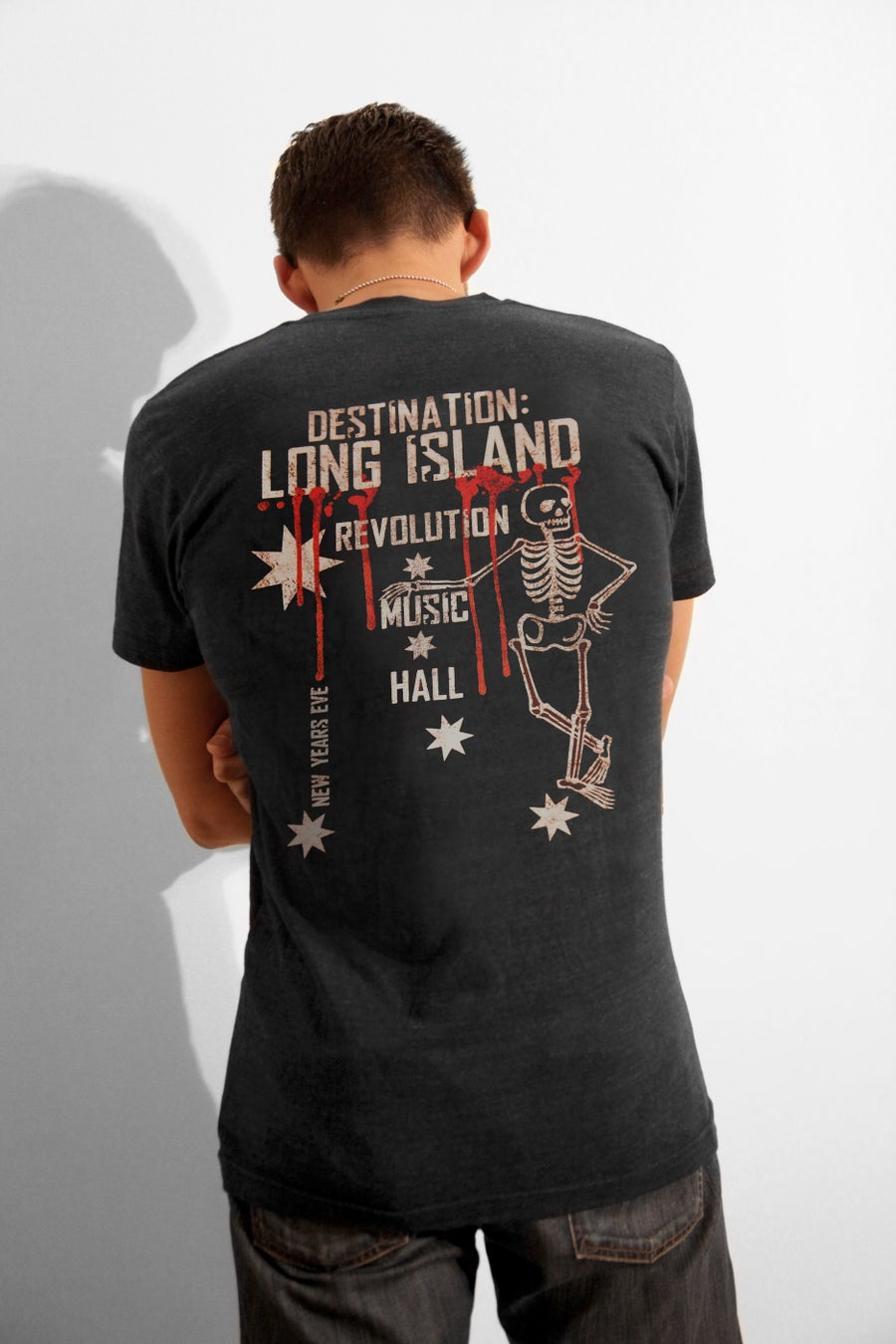 Image of New Years Eve Revolution Show Tee