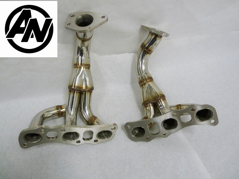 Image of (L32A + L33 + D32) 07-12 & 13-16+Sedan & 07-12 Coupe 3.5L VQ35de OBX Performance Header