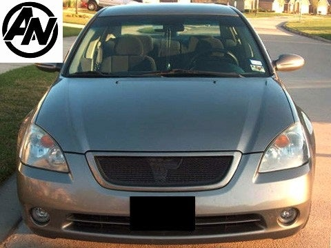 Image of (L31) 02-04 Altima Sedan Front Sports Mesh Grill