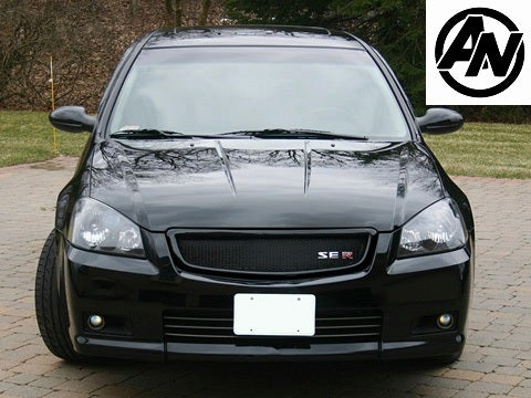 Image of (L31) 05-06 Altima Sedan Front Sports Mesh Grill
