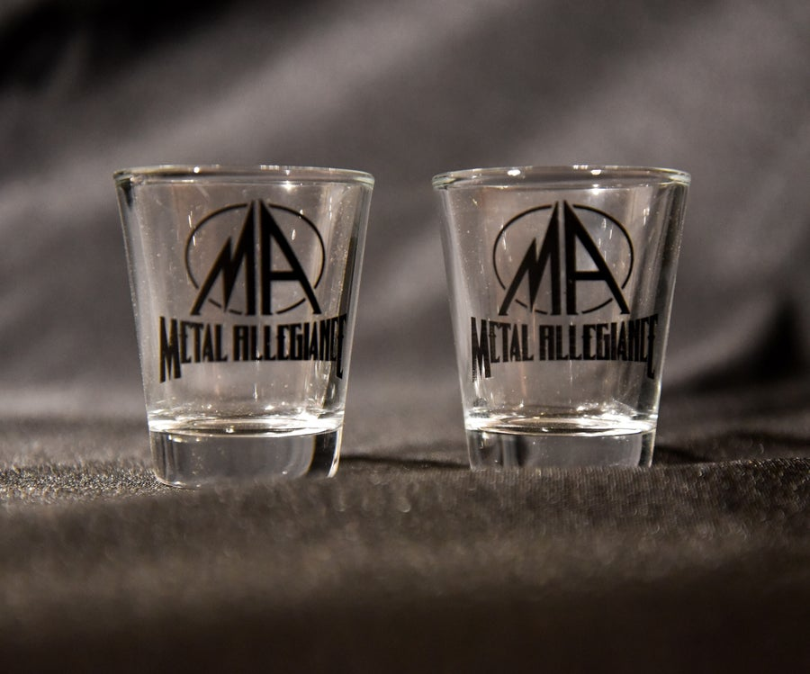 Image of Shot Glasses