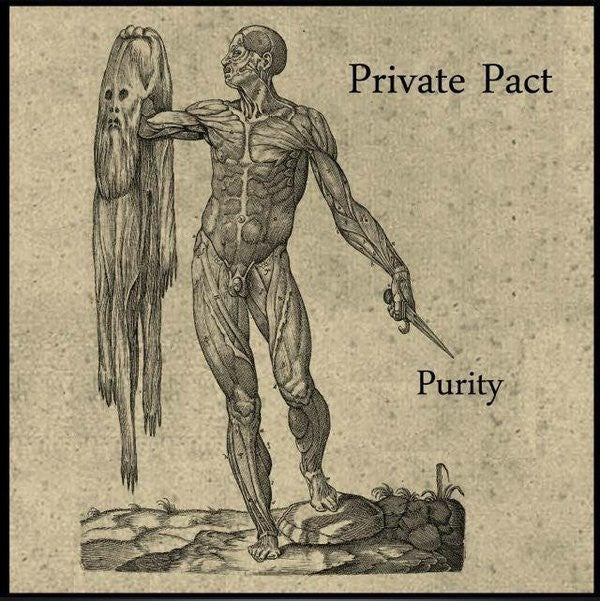 """Image of Private Pact """"Purity"""" CD"""