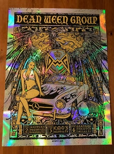 Image of Dean Ween Group - Rainbow Holographic Foil Variant